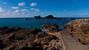 The Lighthouse : Corbiere Lighthouse